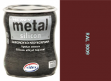 Vitex Heavy Metal Silikon - alkyd RAL 3009 2250ml